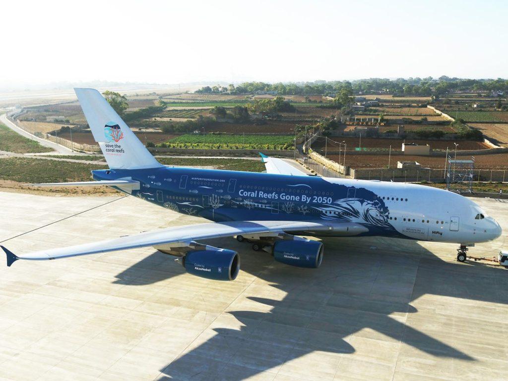 (HiFly Airbus A380 Kargo Taşımak İçin Düzenlendi)