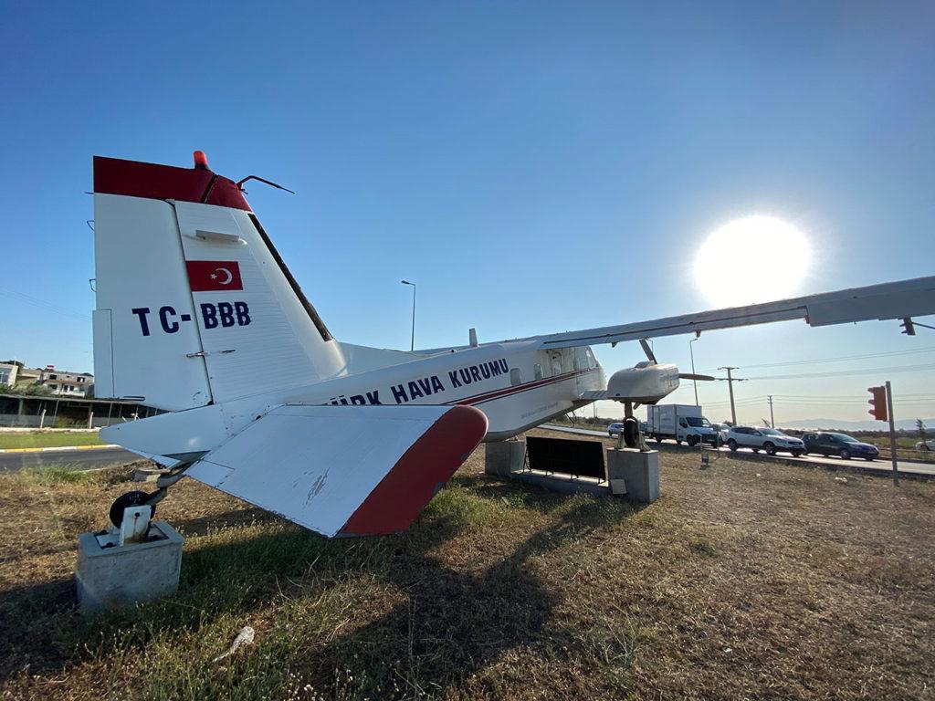 Dornier 28 Skyservant Burhaniye Balıkesir