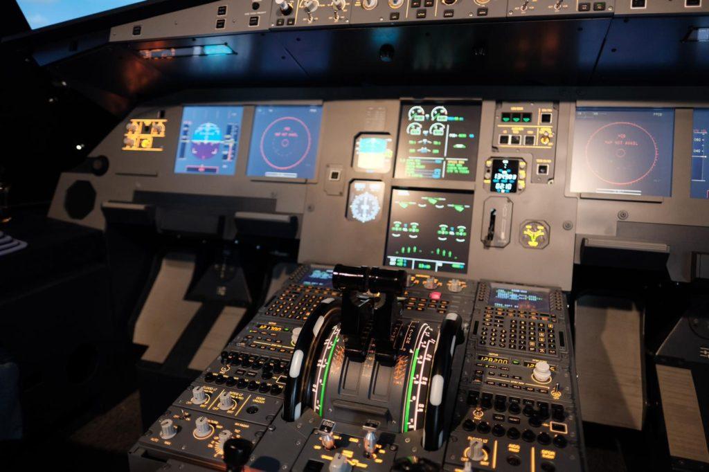 Airbus A320 Gerçek uçak Simülatörü
